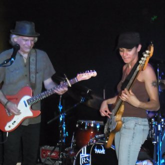 10.05.2012 Todd Wolfe Band