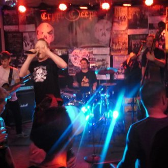 17.01.2014 Chevy Devils, Crypt Ceepers, Rockenbolle